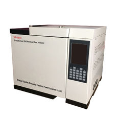 Transformer Oil Dissolved Gas Analyzer With Color LCD Screen