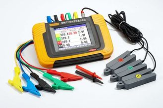 Portable 1000V TRMS Three Phase Power Data Logger